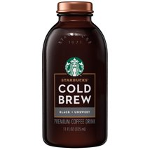 Coffee Drinks: Starbucks Cold Brew