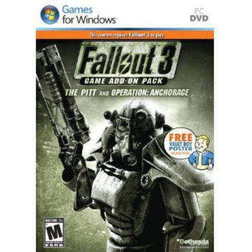 Fallout 3 Game Add-On Pack: Operation Anchorage and The Pitt: PC