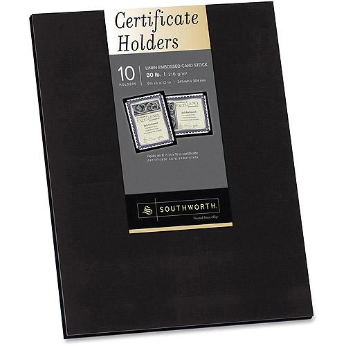 Southworth Linen Certificate Holders
