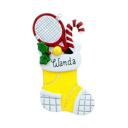 Tennis Stocking - Rudolph Stocking