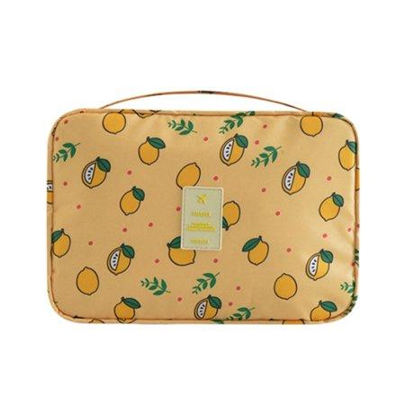 New Travel Multi grid Waterproof Portable Storage Bag With Hook Househ