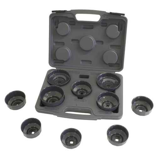 17 Piece Oil Filter Cap Wrench