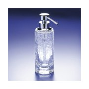 Windisch by Nameeks 90414 Addition Crackled Free Standing Soap Dispenser