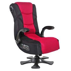Terrific X Rocker X Pro 300 Black Pedestal Gaming Chair Rocker With Built In Speakers Ibusinesslaw Wood Chair Design Ideas Ibusinesslaworg