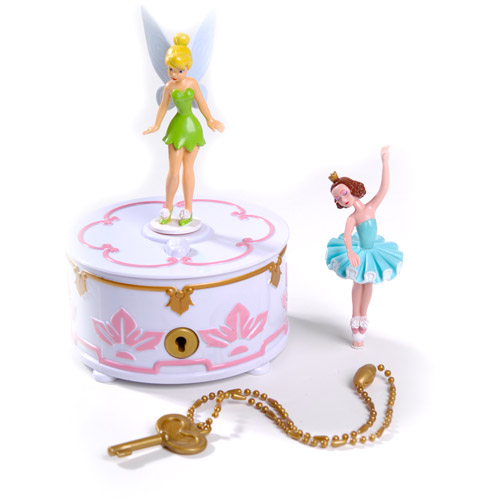 Disney Fairies Wendy's Musical Jewelry Box