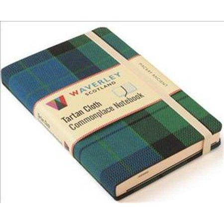 Ancient Macdonald Tartan (MacKay Ancient : Waverley Genuine Scottish Tartan)