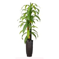 Polyester Corn Faux Tree in Green