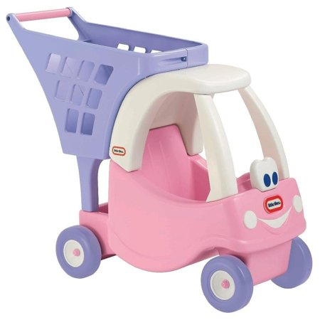Little Tikes Princess Cozy Shopping Cart ()