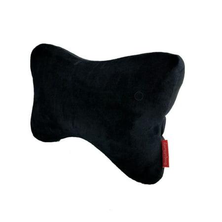 Premium Memory Foam Car Seat Head Rest Support Pillow Neck Pain Relief Bone Travel Cushion