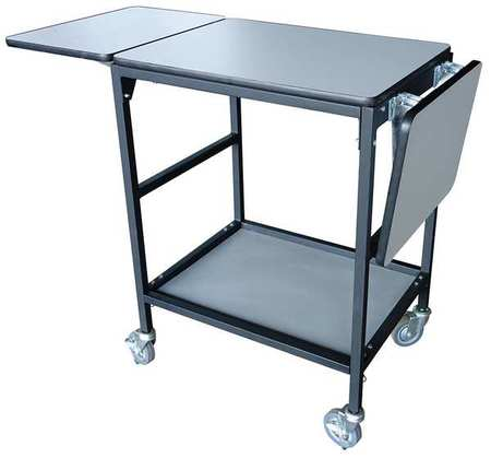 49Y118 Mobile Workbench Cabinet, 200 lb, 54 in.