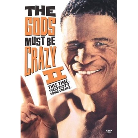 The Gods Must Be Crazy II (DVD)