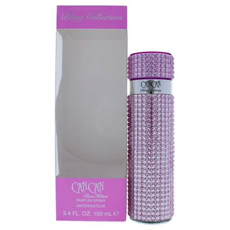 Can Can Bling Edition by Paris Hilton for Women - 3.4 oz EDP Spray - image 1 de 1
