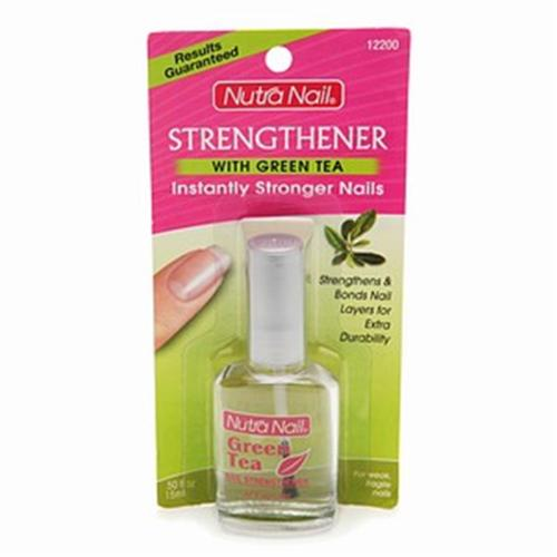 Nutra Nail Green Tea Strengthener  0.5 oz (Pack of 4)
