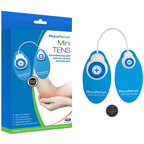 Image of AccuRelief Mini TENS Electrotherapy Pain Relief System