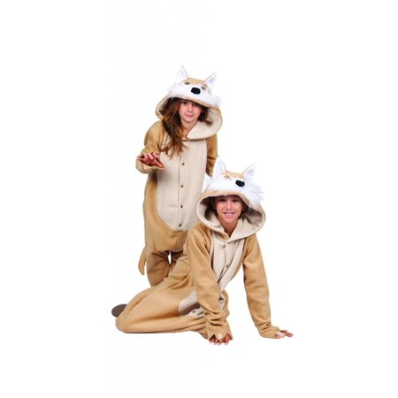 Vixie The Fox Child Funsie Costume