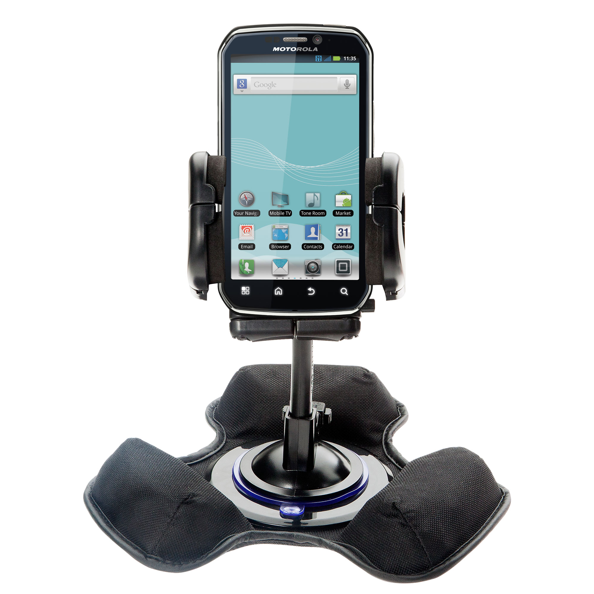 Gomadic Car / Truck Vehicle Holder Mounting System for Mo...