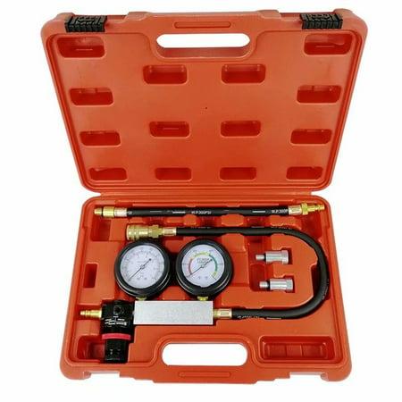 VicTsing Cylinder Leak Tester Detector Petrol Engine Compression Leakage Leakdown Detector Kit