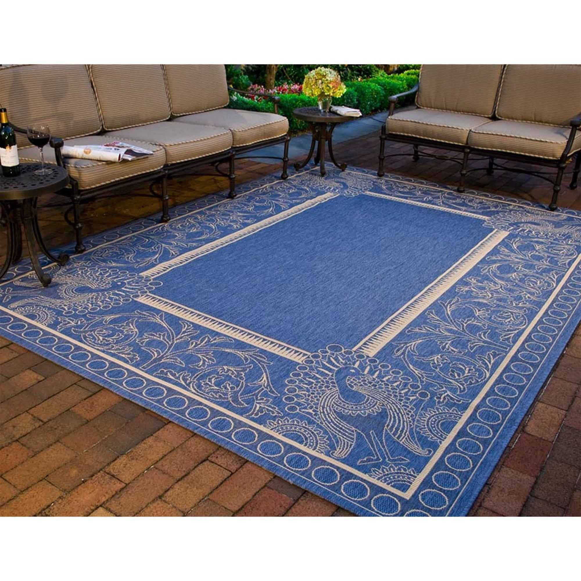 Safavieh Courtyard Cooper Power-Loomed Indoor/Outdoor Area Rug or Runner