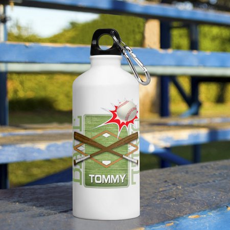 Personalized Kid's Sports Water Bottles