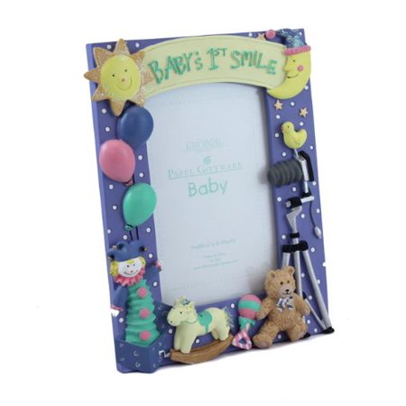 Encore-Baby's First Smile Picture Frame (Smile Picture Frame)