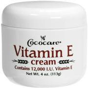 Cococare Vitamin E Cream 4 oz (Pack of 2)