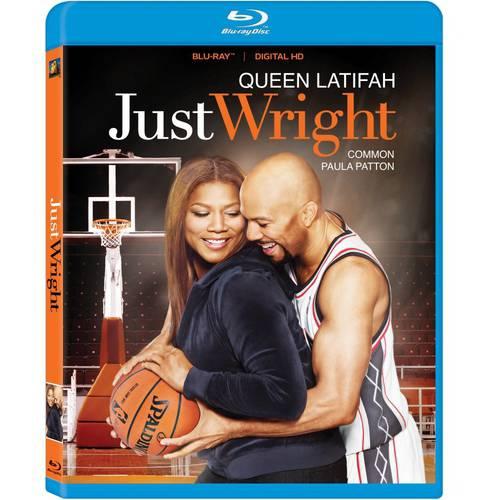 Just Wright (Blu-ray)