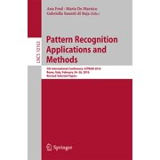 Pattern Recognition Applications and Methods - eBook
