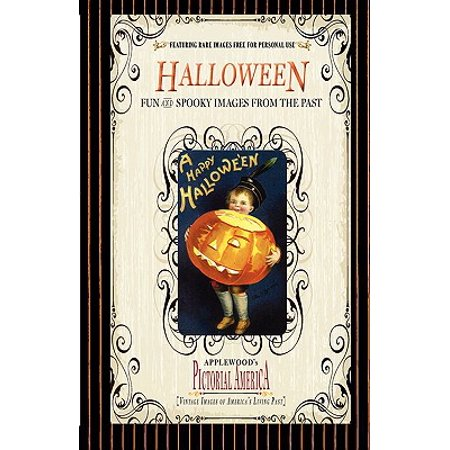 Halloween (PIC Am-Old) : Vintage Images of America's Living Past - Vintage Halloween Recipes