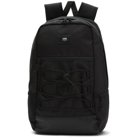 Vans Snag Plus Black School Pack Backpack