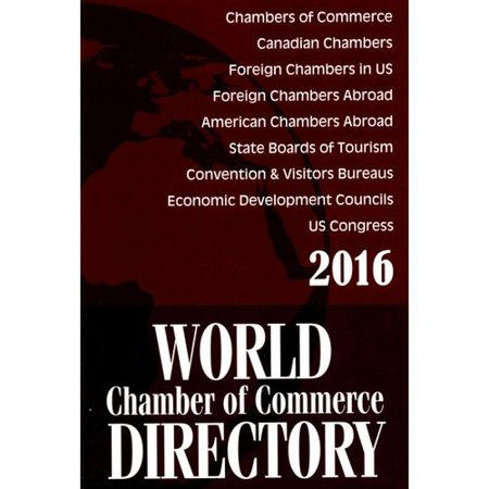 World Chamber Of Commerce Directory 2016