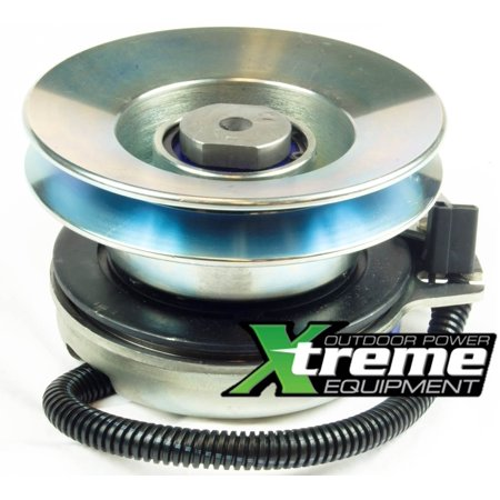 Replaces Hustler PTO Clutch 601801 601801K -Free Upgraded Bearings - OEM UPGRADE