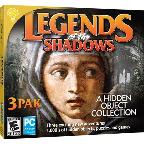 Legends Of The Shadows Jewel Case