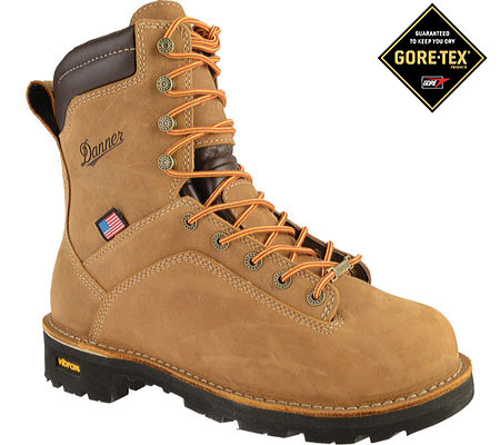 Danner Men Quarry USA 8'' AT Boots by Lacrosse Footwear Inc.