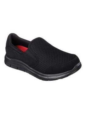 Skechers Work Women's Cozard Slip-On Slip Resistant Work Shoe