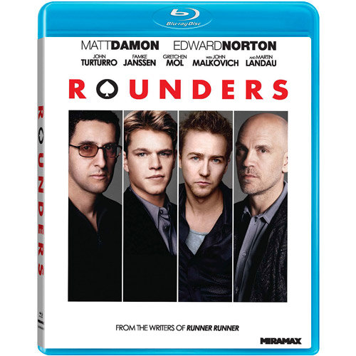 Rounders (Blu-ray + Digital Copy)       (Widescreen)