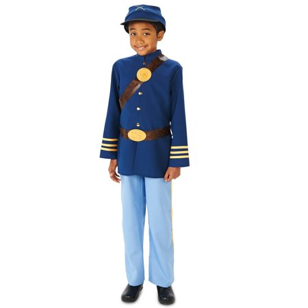 Civil War Soldier Boy Costume (Civil War Dress Costume)