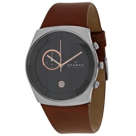 Skagen Men 's Havene Watch Quartz Mineral Crystal SKW6085