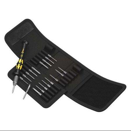 wera multi bit screwdriver set 05073671001. Black Bedroom Furniture Sets. Home Design Ideas