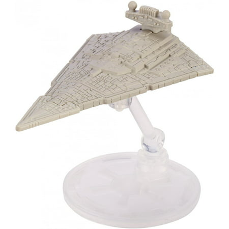 Hot Wheels Star Wars Starships Imperial Star Destroyer Vehicle