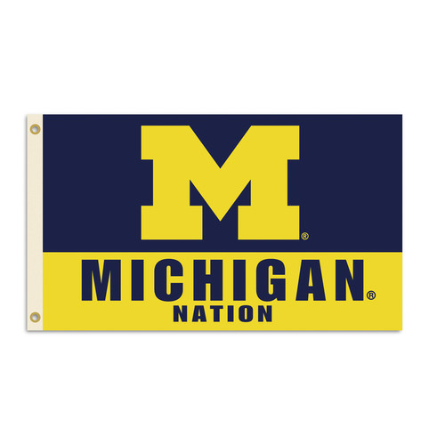 BSI Products NCAA Traditional Flag