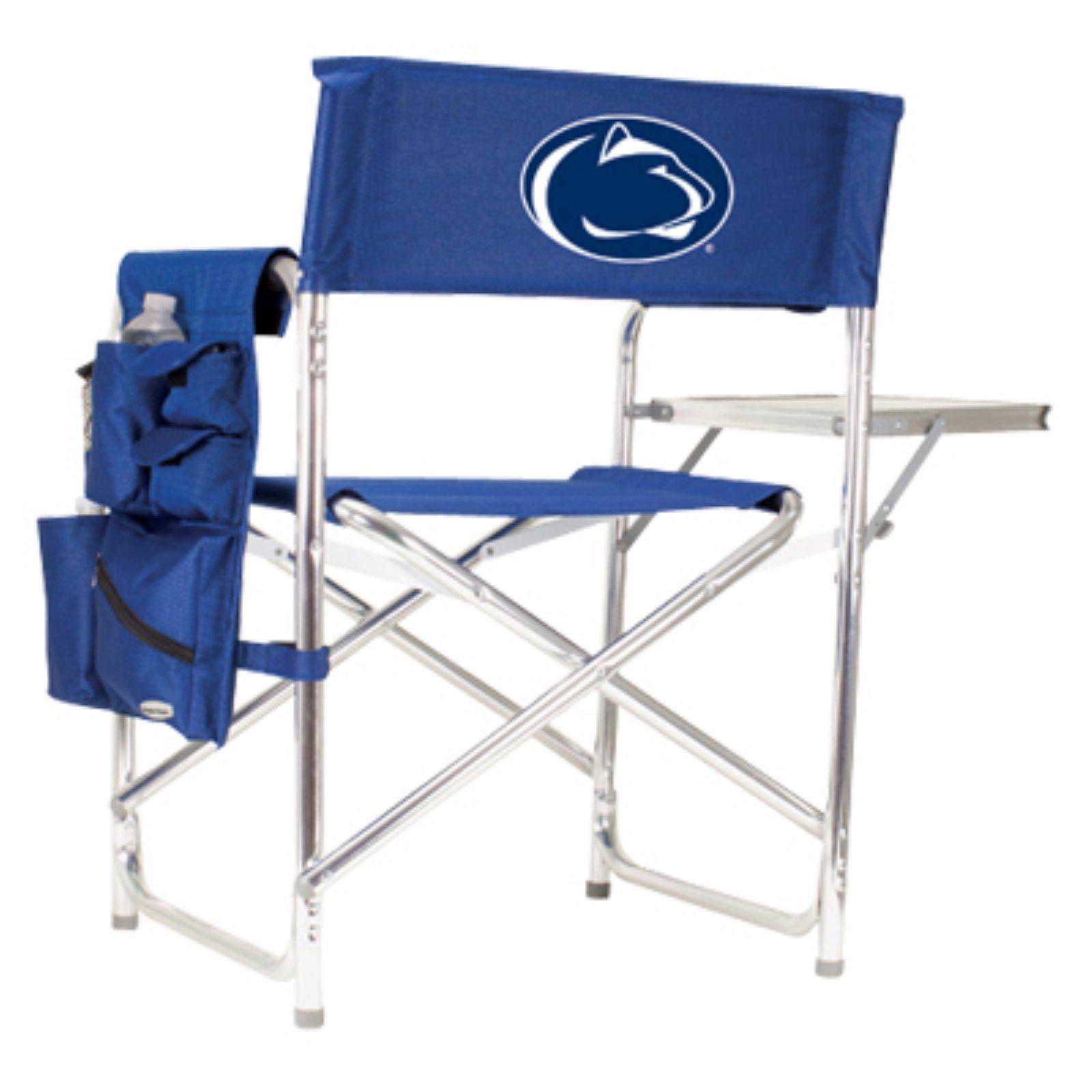 Picnic Time Collegiate Folding Sports Chair