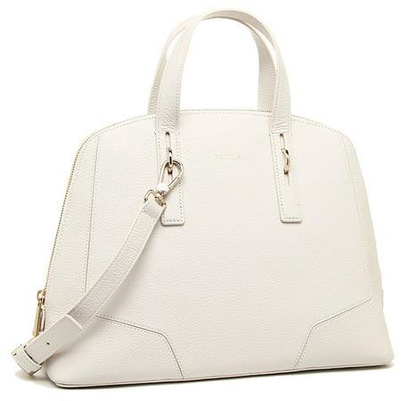 Furla Designer Handbag (Furla Satchel Perla Shoulder M Bag)