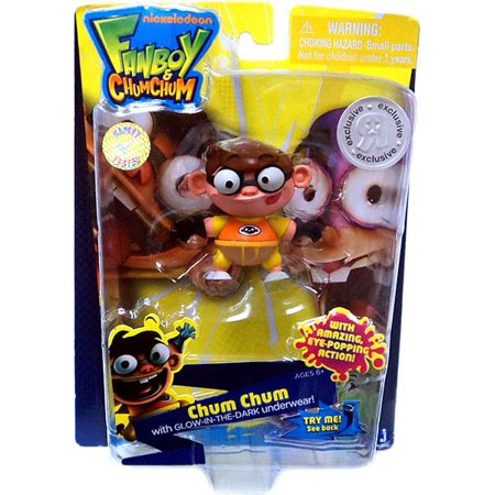 Fanboy & Chum Chum Chum Chum Action Figure (Fanboy And Chum Chum Lord Of The Rings)
