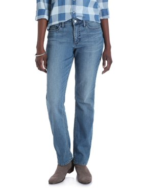 af488339 Product Image Lee Riders Women's Midrise Straight Jean