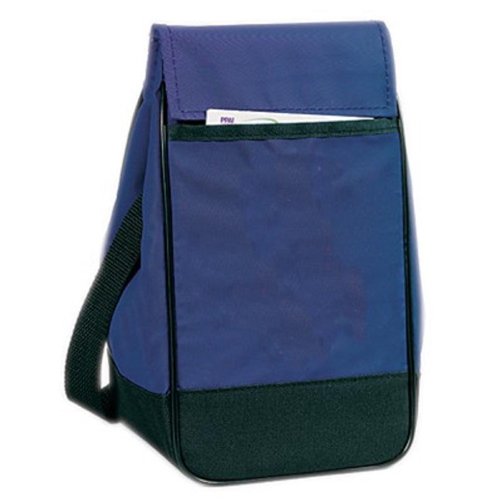 Executive Lunch Bag w// Bottle Holder,AC-6696 Khaki