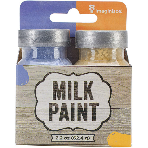 Milk Paint 1.1oz Bottles, 2pk