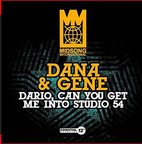 Dana & Gene - Dario Can You Get Me Into Studio 54 [CD]
