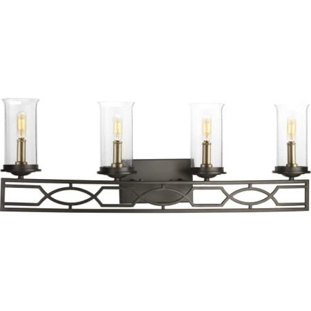 Soiree Collection Four-Light Bath & Vanity