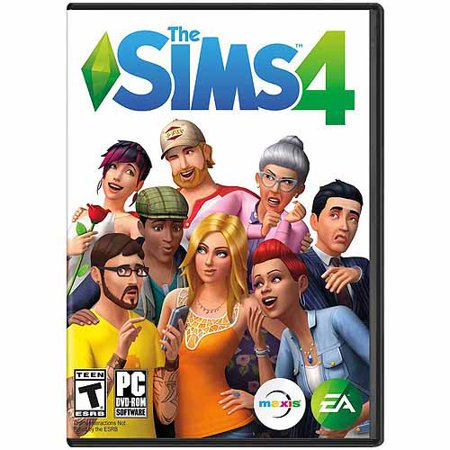 Sims 4 (PC) (Digital Code)](Sims 4 Halloween Fish)