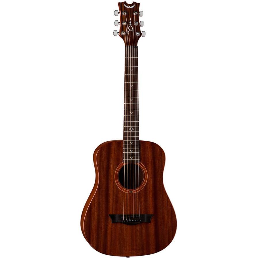 Dean Flight Mahogany Travel Guitar w  Gigbag by Dean